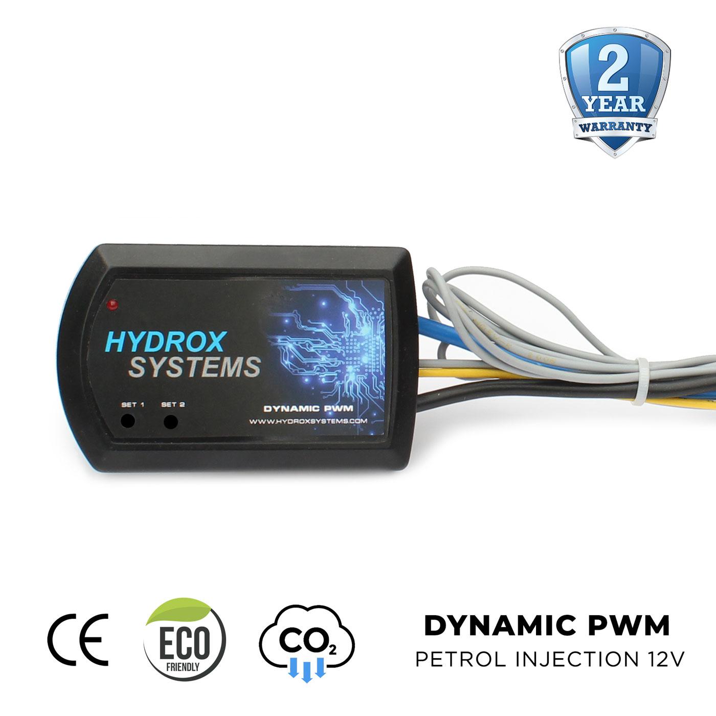 dynamic pwm 30A