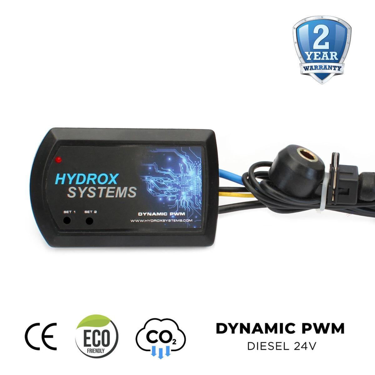 smart hho pwm 24V