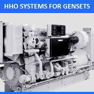 HHO Kits for Gensets