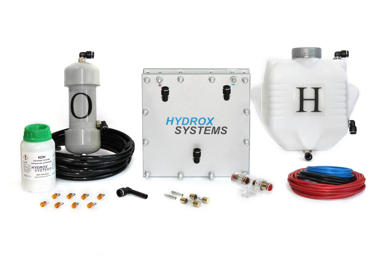 pure hydrogen kit
