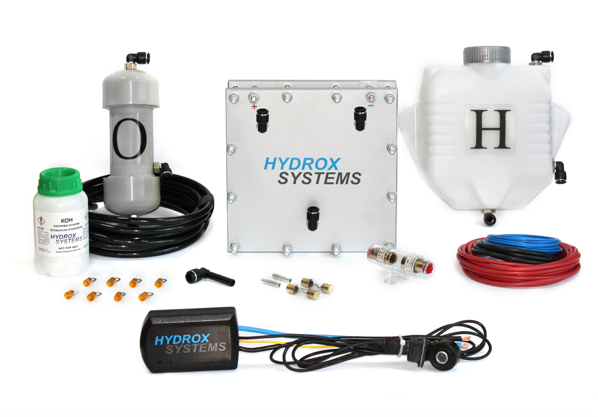 pure hydrogen kit for diesel