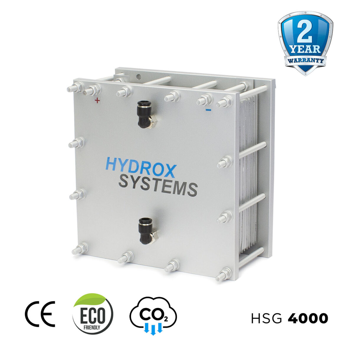reduce emissions with hho generator