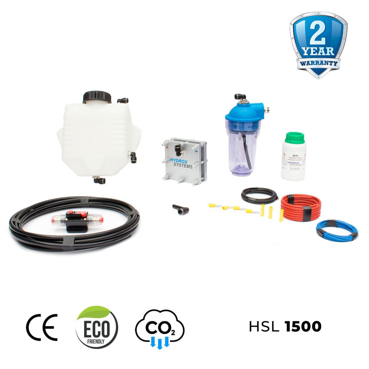 hho kit for bike