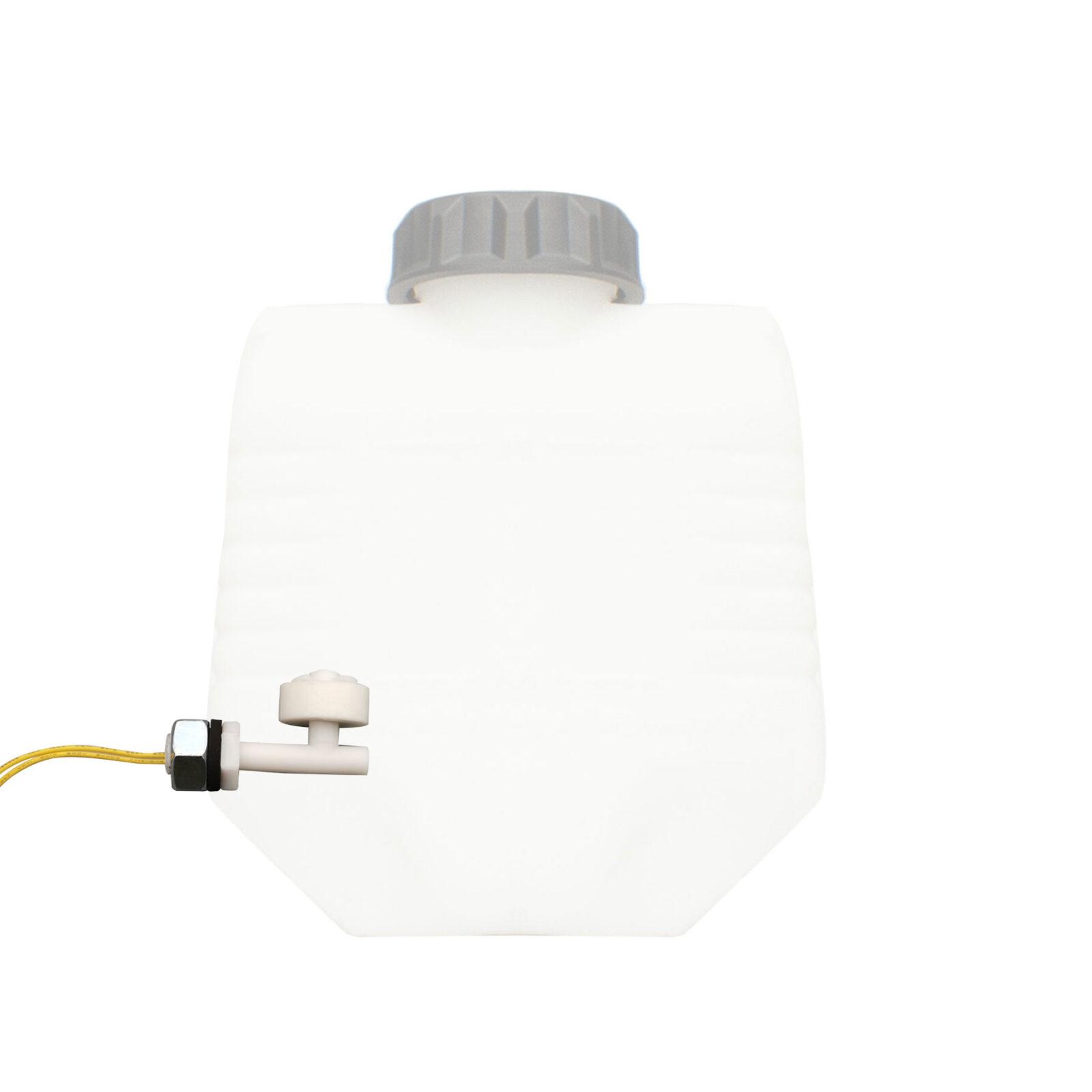 how to mount tank level sensor