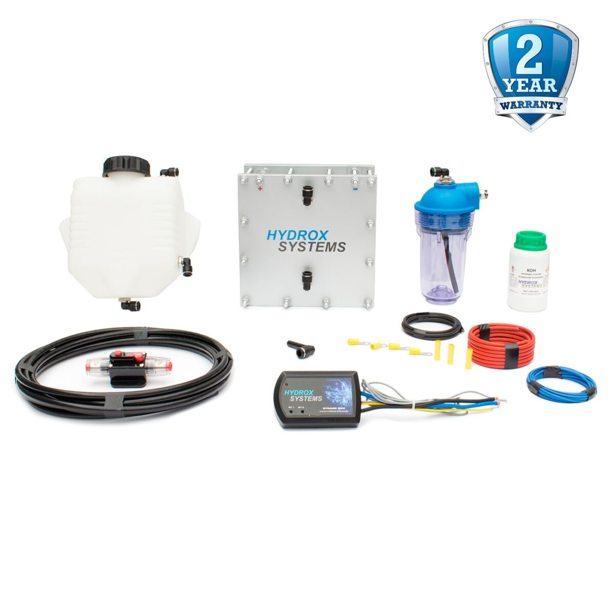 Kits with Dynamic PWM for Petrol