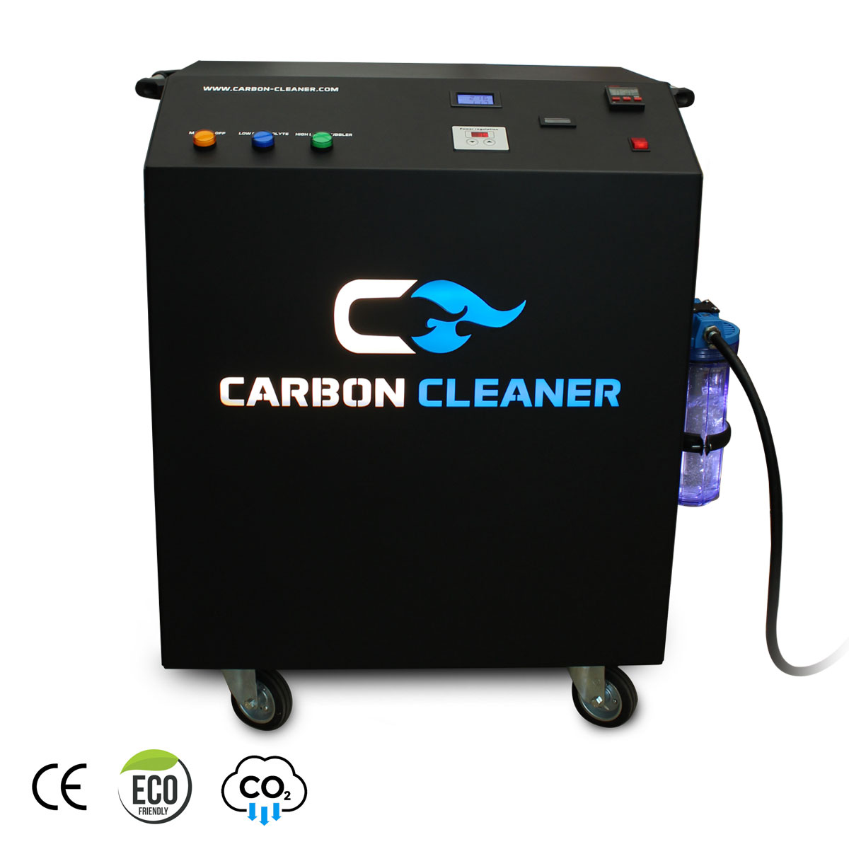 hydrogen cleaning